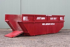 9m3 - image of 9 cubic meter skip bin available at competitive skip bin prices