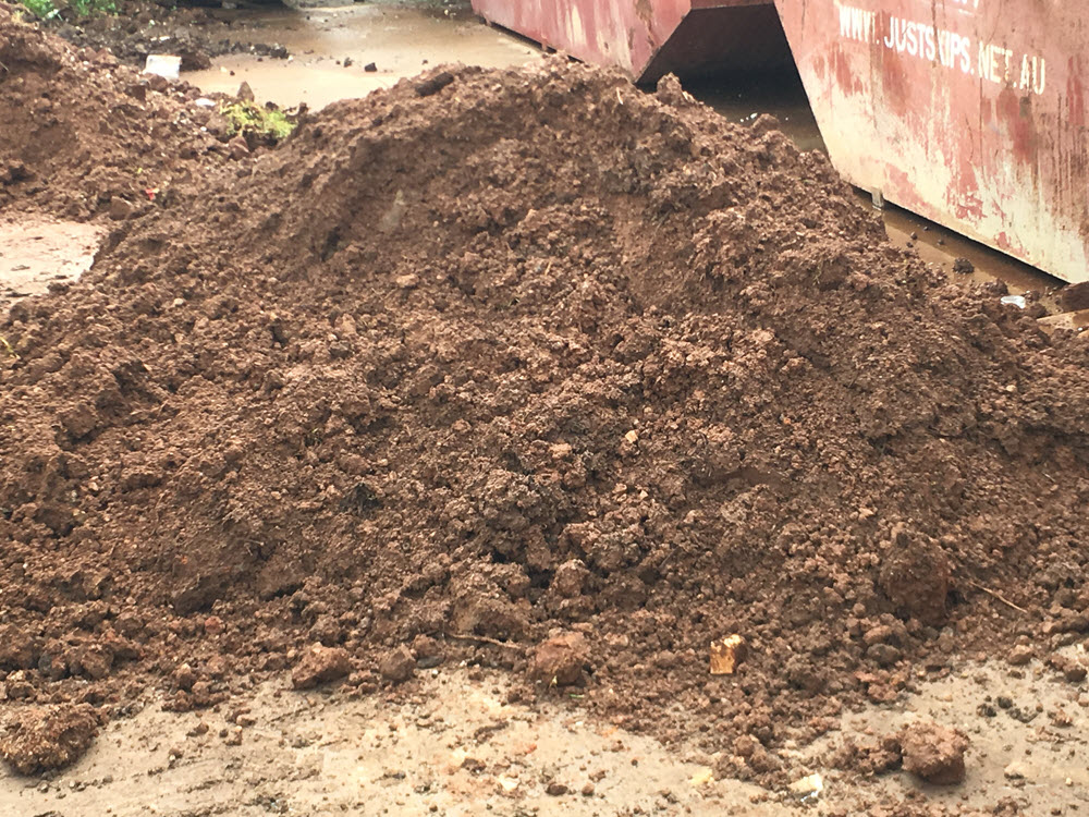 sand dirt soil bin hire rubbish removal adelaide