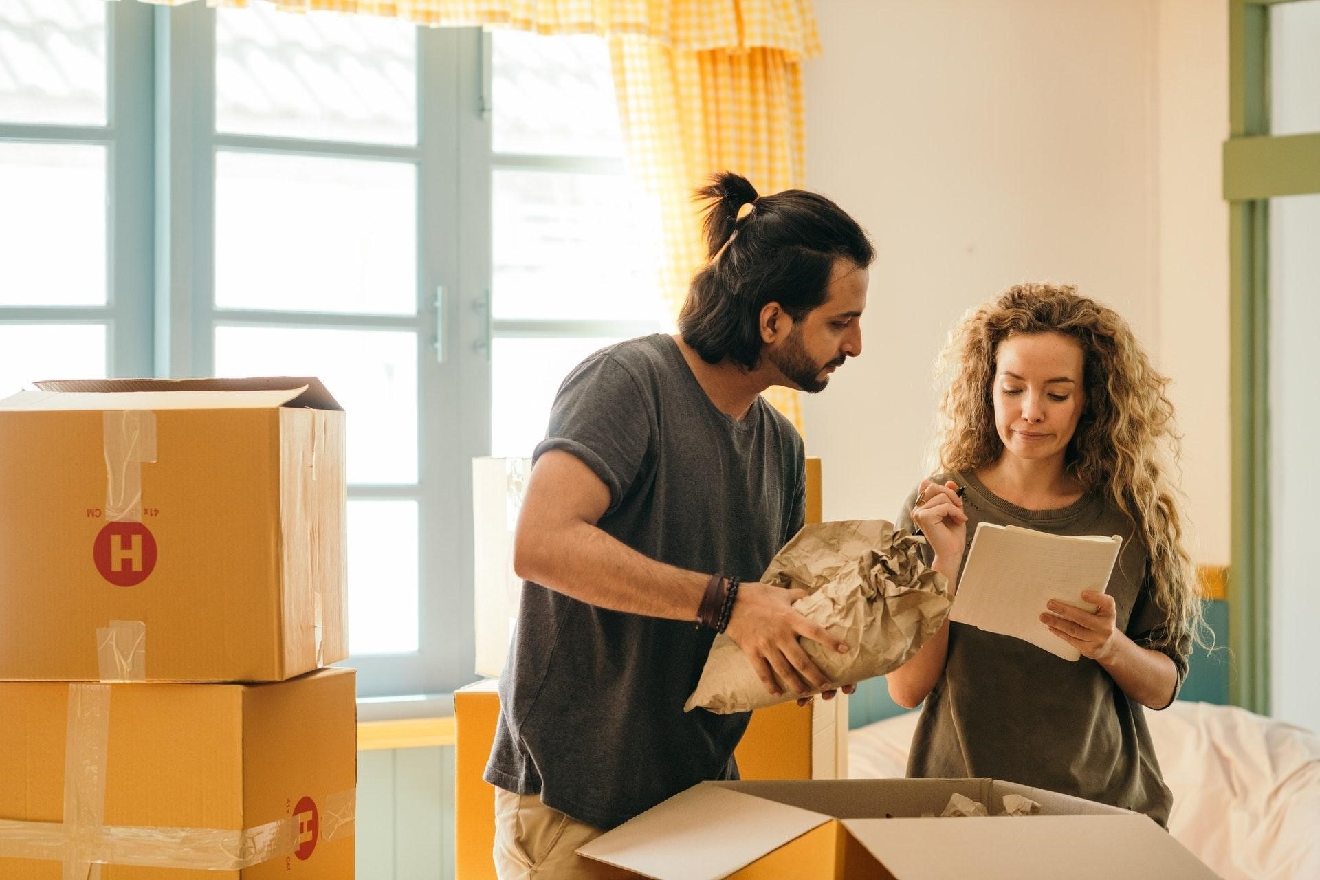 moving out of home checklist - preparation is key
